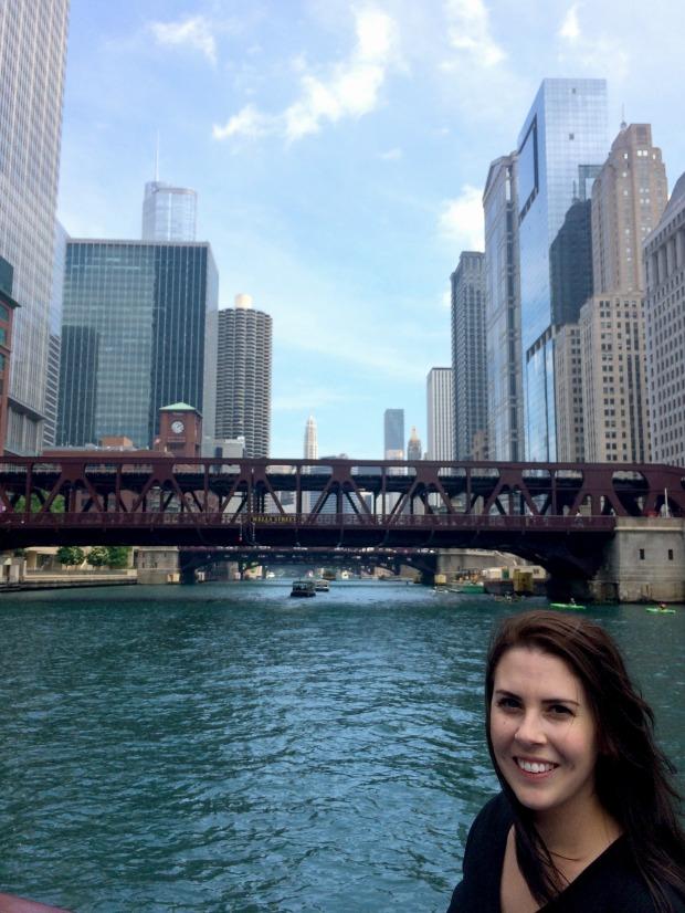 Alyssa boat tour